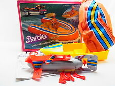 Lot 33327 | Mattel Barbie 3632 sea JET BATEAU GONFLABLE vintage 1978 avec box rare