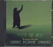 CHERRY POPPIN' DADDIES - Zoot suit riot  - CD 1997 NEAR MINT CONDITION