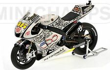 MINICHAMPS 103246 YAMAHA YZR M1 Rossi 500 Faces Laguna Seca MotoGP 2010 1:12th
