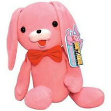 "*NEW* Gravitation Kumagoro Pink Bunny Rabbit 14"" Plush"