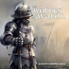 """The Wolves of Avalon """"'Across Corpses Grey"""" (NEU / NEW) Pagan-Metal"""