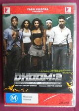DHOOM 2, HINDI/BOLLYWOOD MOVIE,DVD,BRAND NEW SEALED,ENGLISH SUBTITLES,DHOOM:2