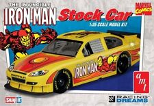 AMT Iron Man Stock Car model kit  1:25 scale - A856-100