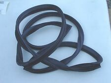 1963 1964 1965 FORD FALCON COMET 2-D HARDTOP  BACK GLASS RUBBER SEAL NEW