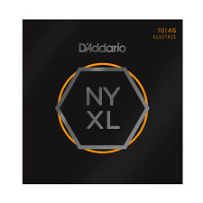 D'Addario NYXL1046 Regular Light Gauge Electric Guitar Strings .010-.046