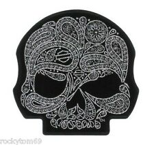 Harley-Davidson Willie G Skull Paisley Patch 4 ½'' x 4 ½'' EM023302