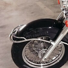 SUZUKI VL800 VOLUSIA / C800 / VL1500 LC INTRUDER FRONT CHROME FENDER TRIM RAIL