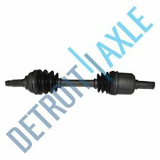 Complete Front Driver Side CV Axle Shaft - Non ABS - Made in USA