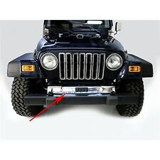 Stainless Steel Front Frame Cover Jeep Wrangler TJ 97-06 11120.03 Rugged Ridge