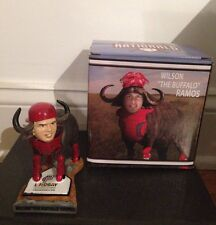 Wilson Ramos Potomac Nationals Buffalo Figurine, Washington Nats, Not Bobblehead