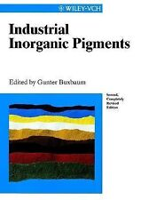 Industrial Inorganic Pigments-ExLibrary