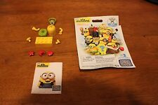 "Mega Bloks Minions Series 3 ""Beach Minion with shells"""