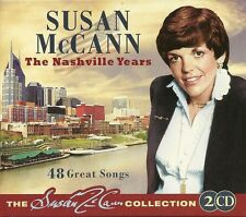 SUSAN McCANN THE NASHVILLE YEARS - 2 CD BOX SET - 48 GREAT SONGS