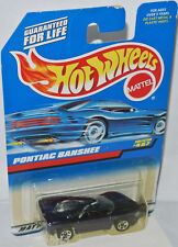 #457 - PONTIAC BANSHEE - dark purple - 1:64 Hot Wheels 1997