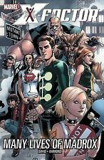 X-Factor Vol. 3: Many Lives of Madrox (X-Men) (Paperback) FREE SHIPPING!