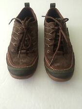 Women's MERRELL MIMOSA LACE Trail Comfort Sneakers Shoes Sz 7.5 GREAT SHAPE!