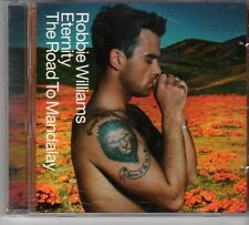 (EX30) Robbie Williams, Eternity / The Road to Mandalay - 2001 CD
