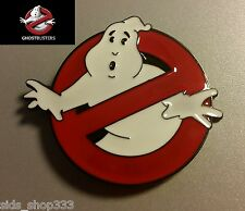 ♈ Ghostbusters !! Movie logo Belt Buckle  ♈ COSPLAY gift collectible