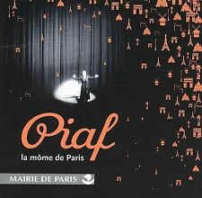 Edith Piaf : La Mome De Paris CD (2004)