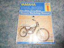 HAYNES YAMAHA TRAIL BIKES 97cc 123cc 171cc SERVICE MANUAL WORKSHOP REPAIR : USED