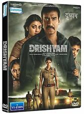 DRISHYAM (2015) AJAY DEVGAN, TABU - BOLLYWOOD MOVIE DVD