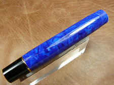 PARKER DUOFOLD CENTENNIAL FOUNTAIN PEN BARREL LAPIS BLUE NEW OLD STOCK