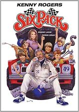 Six Pack by Kenny Rogers (Actor), Diane Lane (Actor), Daniel Petrie (Format:DVD)