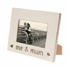 Me and Mum Wooden 4x6 Photo Frame, Mother/ Mum Gift/ Home Decor, Sass and Belle