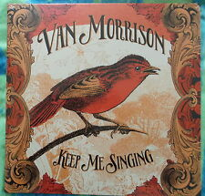 VAN MORRISON LP: KEEP ME SINGING (2016, NEU)