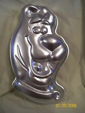 Vintage Wilton SCOOBY-DO Cake Pan Hannah-Barbera Productions  #502-224   1975