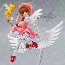 Cardcaptor Sakura Kinomoto Sakura Figma 244 Series Action Figure  In Box nnnnnnn