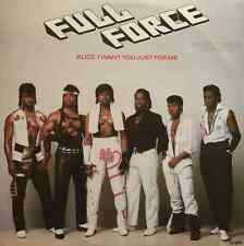 "FULL FORCE - Alice, I Want You Just For Me! (12"") (VG/EX)"