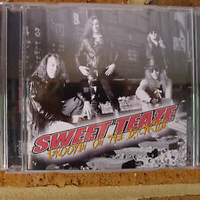 Sweet Teaze - Groovin' On The Backside CD (OOP, Rare, Suncity Records)