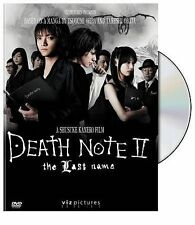 Death Note II: The Last Name (DVD, 2009) subtitled in English!  Ships for FREE!