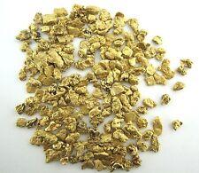 Alaskan Yukon BC  Gold Nuggets  #8 Mesh 1 Troy Ounce 31.1 Gram 20 DWT