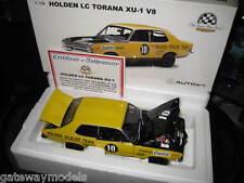 HOLDEN LC XU-1 V8 TORANA #10 PETER BROCK HDT CALDER PARK RACEWAY 1972 AWESOME