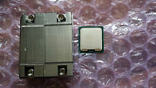 INTEL XEON CPU KIT E5-2407 QUAD CORE 2.2GHZ  DELL POWEREDGE R520 R420 SR0LR