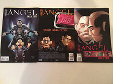 Angel Smile Time #1 2 3 SET Cover B variants Joss Whedon comic book