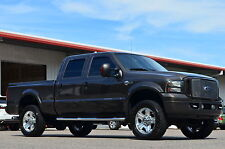 Ford: F-350 CREW CAB 4WD