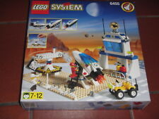 vintage LEGO SYSTEM 6455 SPACE SIMULATION STATION like new in original box compl