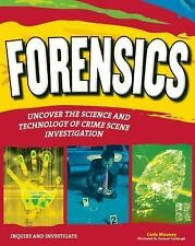 FORENSICS - Uncover the Science and Technology by CARLA MOONEY