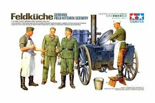 TAMIYA 35247 1/35 German Field Kitchen Scenery Feldküche