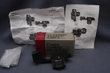 Canon Camera Holder F-3 for F-1/EF/AE-1/FTb/TX/EX/FTQL/Pellix Cameras w/Box -NOS