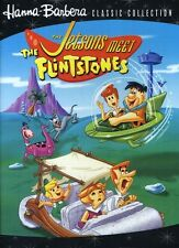 Jetsons Meet the Flintstones (2011, REGION 0 DVD New) DVD-R