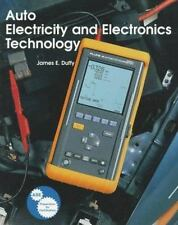 Auto Electricity and Electronics Technology: Principles, Diagnosis, Testing, and