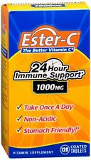 Ester-C 1000 mg Coated Tablets 120 Tablets (Pack of 6)