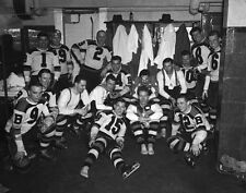 BOSTON BRUINS 1939 STANLEY CUP NHL HOCKEY TEAM 8X10 PHOTO PHOTOGRAPH PICTURE