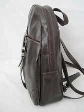 -AUTHENTIQUE  sac à dos  FRANCESCO BIASIA  cuir   TBEG vintage bag