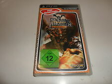 PlayStation Portable PSP  Monster Hunter: Freedom [Essentials]