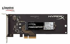 M2 SSD Kingston 240GB HyperX Predator PCIe Gen 2.0 x4 SHPM2280P2H/240G Gaming